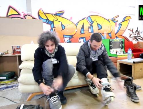 David Muñiz y Roberto Lopez – Woodguay Session