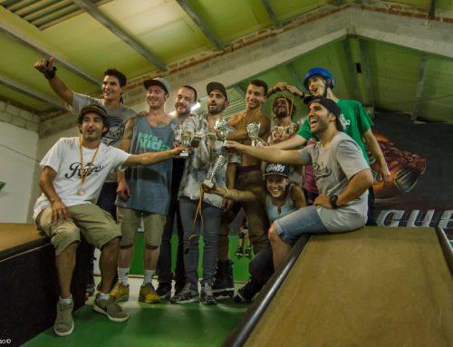 2ª parada Copa de Asturias de Roller Freestyle en Woodguay (Villaviciosa)