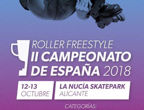 Asturianos clasificados para el II Campeonato de España de Roller Freestyle