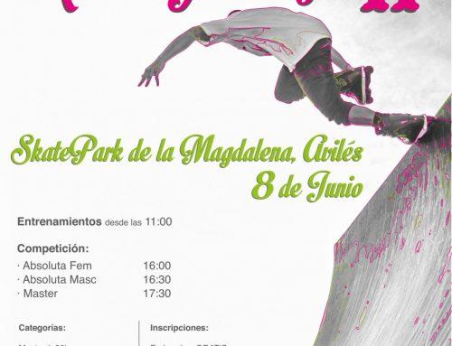 Inscripciones II Campeonato de Asturias