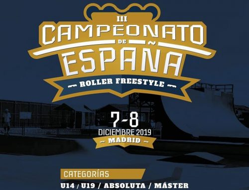 Clasificados Campeonato de España 2019