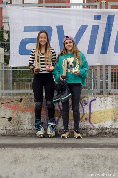 Clasificadas al Campeonato de España 2019: María Sanchez y Andrea Gonzalez