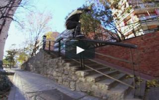 Roberto Lopez Rollerblade Edit 2013