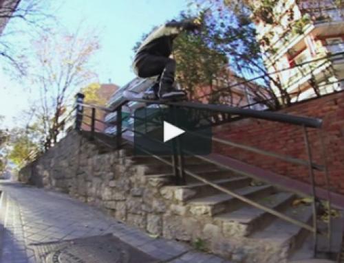 Roberto Lopez – Rollerblade EDIT 2013