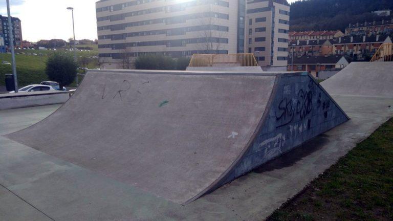 Skatepark El Llar Las Vegas Corvera Asturias